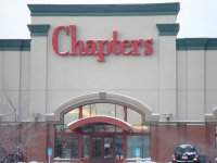 Store front for Chapters