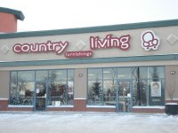 Store front for Country Living Furnishings