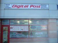 Store front for Digital Post
