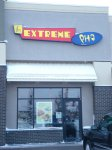 Store front for Extreme Pita