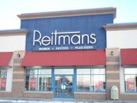Store front for Reitman's