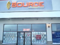 Store front for The Source