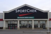 Store front for Sport Chek