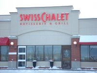 Store front for Swiss Chalet Rotisserie & Grill
