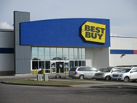 Store front for Best Buy