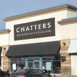 Store front for Chatters