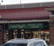 Store front for Herbal Magic Weight Loss Centre