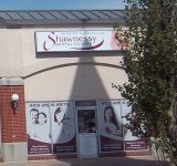 Store front for Shawnessy Dental Centre